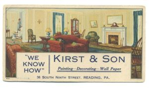 Kirst & Son Reading, Pennsylania